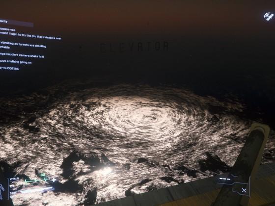 Im Auge des Sturms