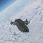 Flying Carrack 2