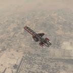 Anflug auf Hurston - 2
